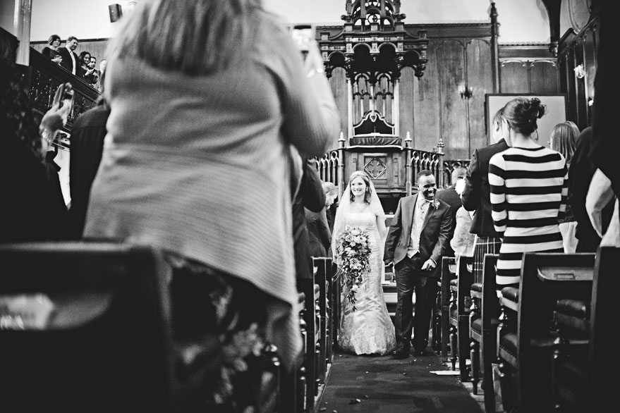 st columbas's edinburgh wedding