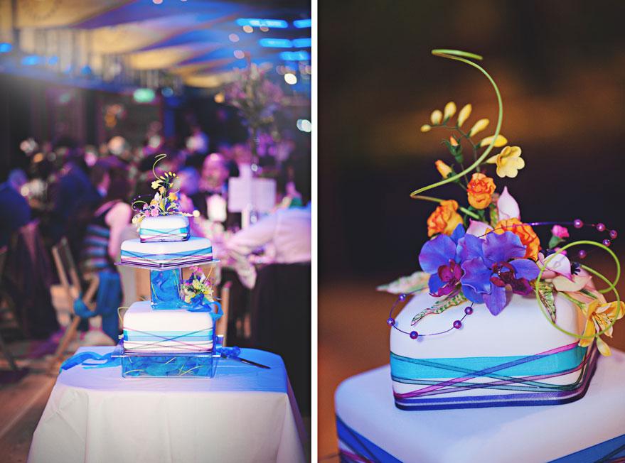 wedding cake edinburgh