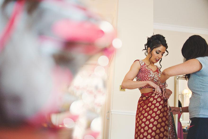 indian wedding in edinburgh
