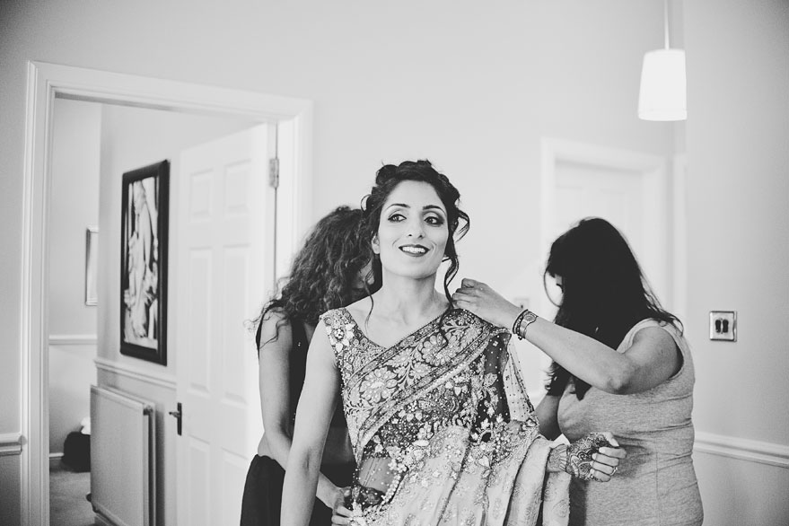 edinburgh indian wedding