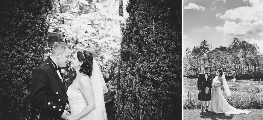 wedding at roman camp