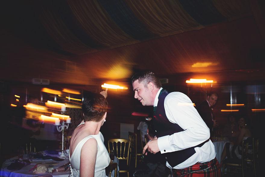 wedding party glasgow