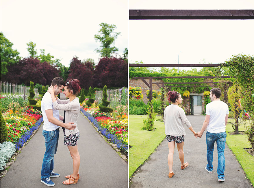 engagement session glasgow