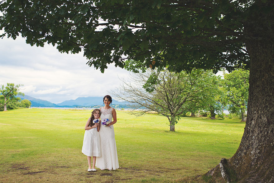 wedding at cameron house
