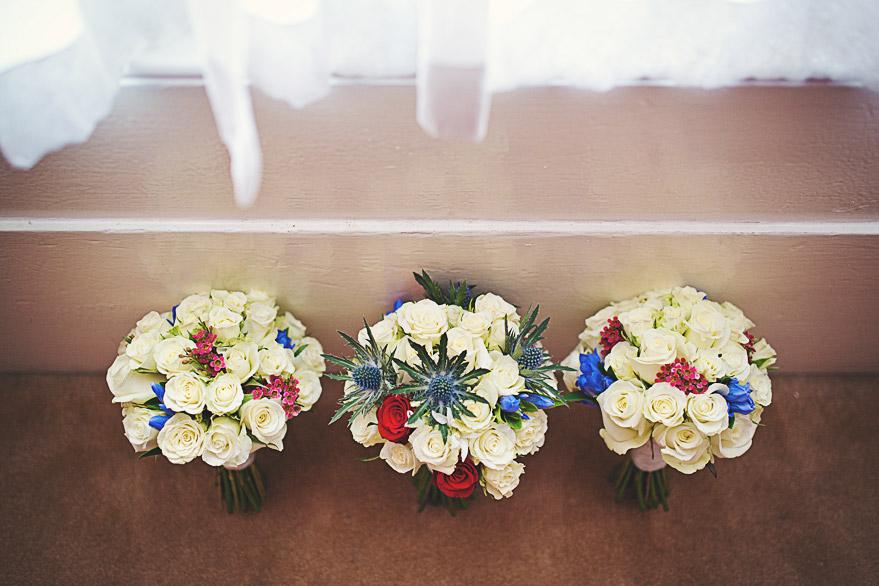 wedding flower edinburgh