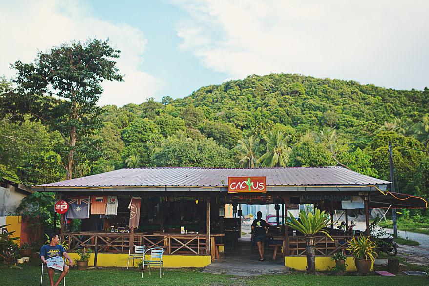 cactus restaurant in langkawi