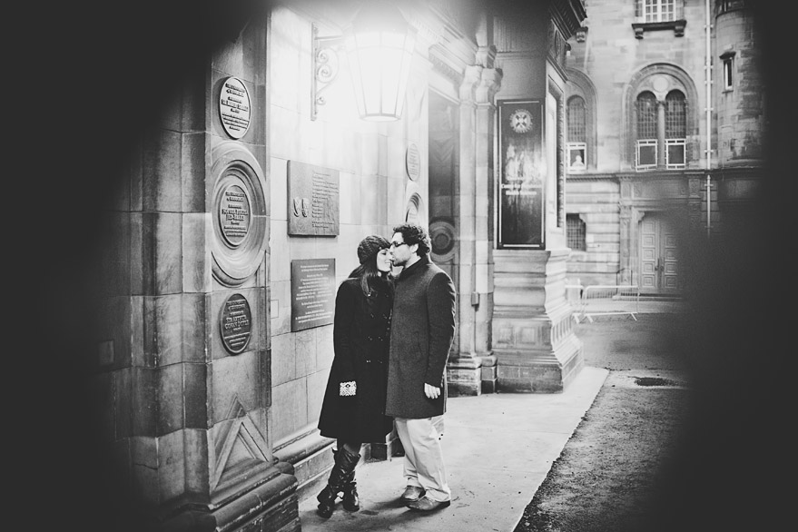 edinburgh reportage wedding