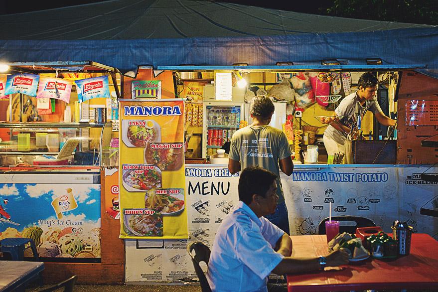 kuah market