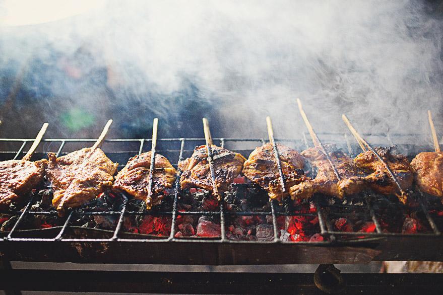 langkawi kuah market