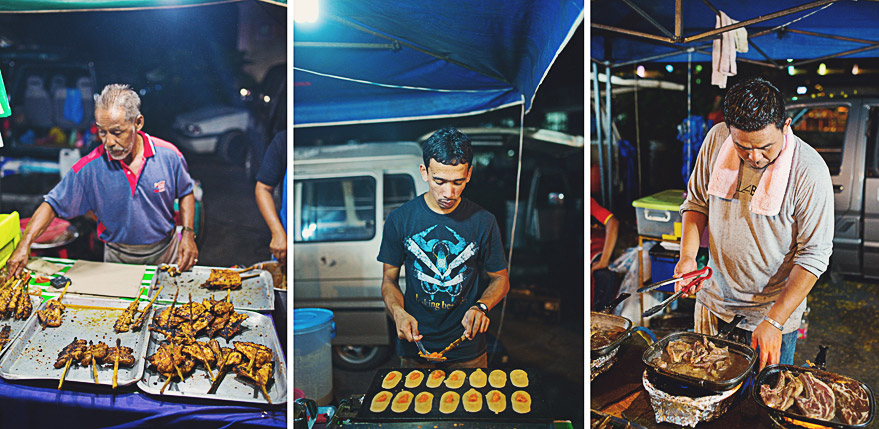 langkawi night market kuah