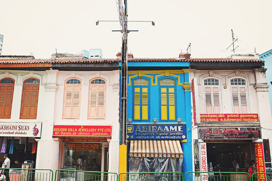 little india in sigapore