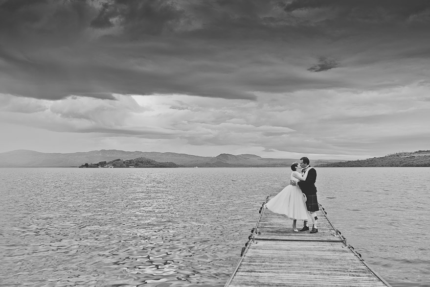 loch lomond wedding photography