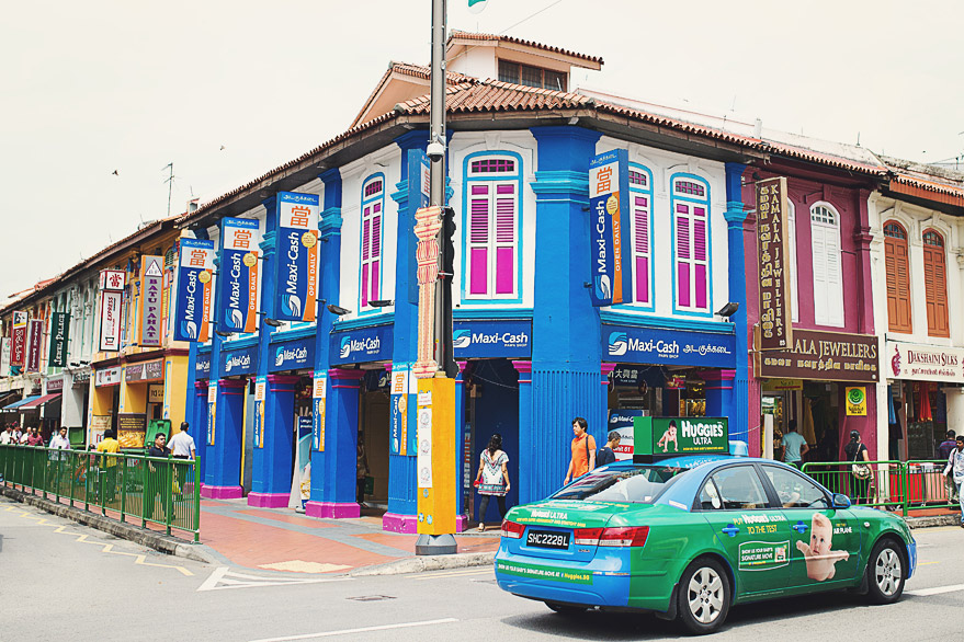 singapore little india photography