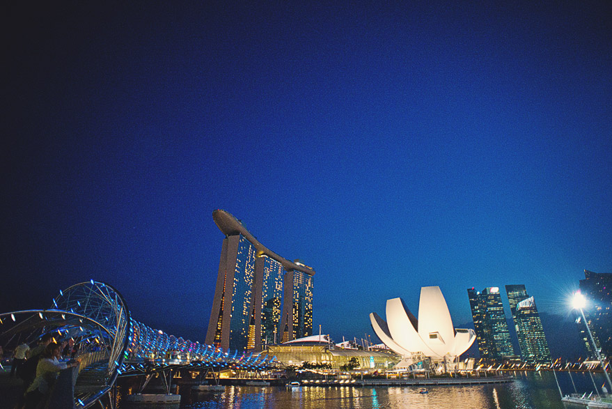 getting married in marina bay