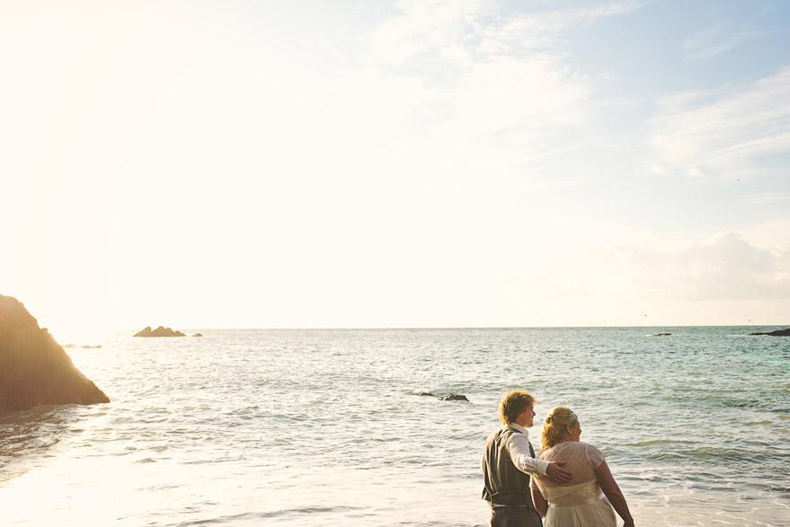 wedding tunnels beaches
