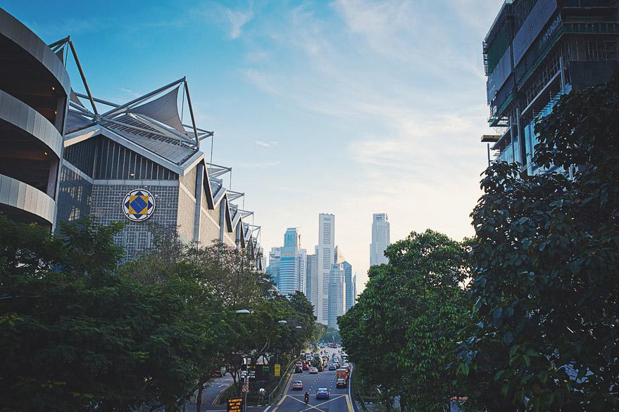 singapore photographs