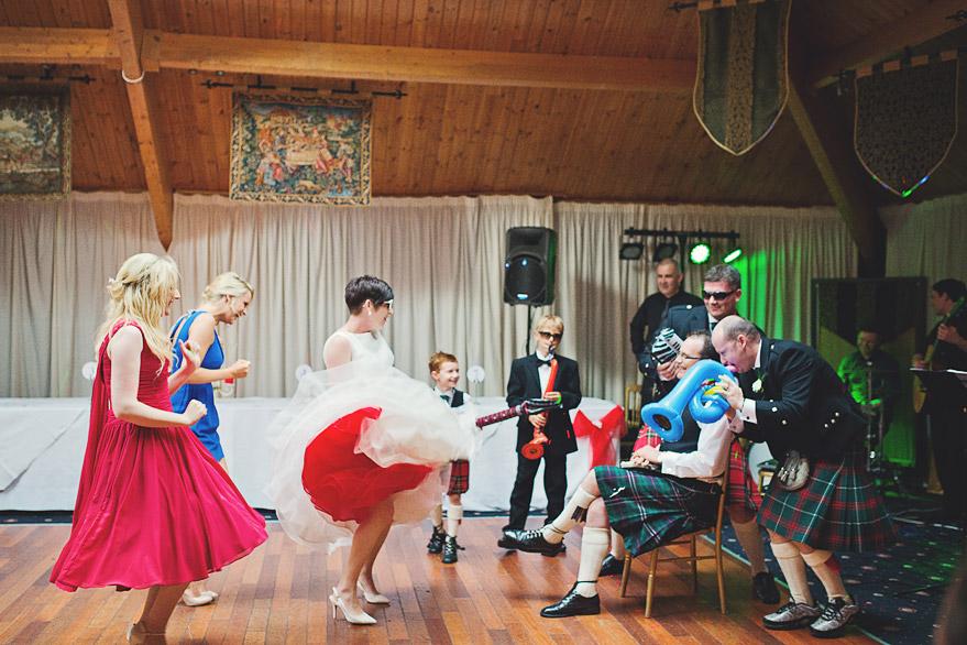 wedding the cruin