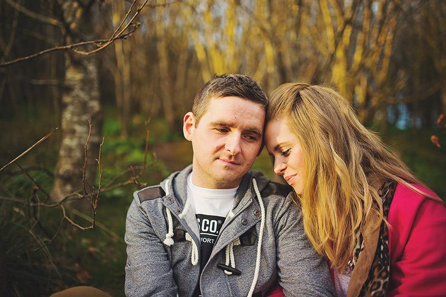couple photo session glasgow