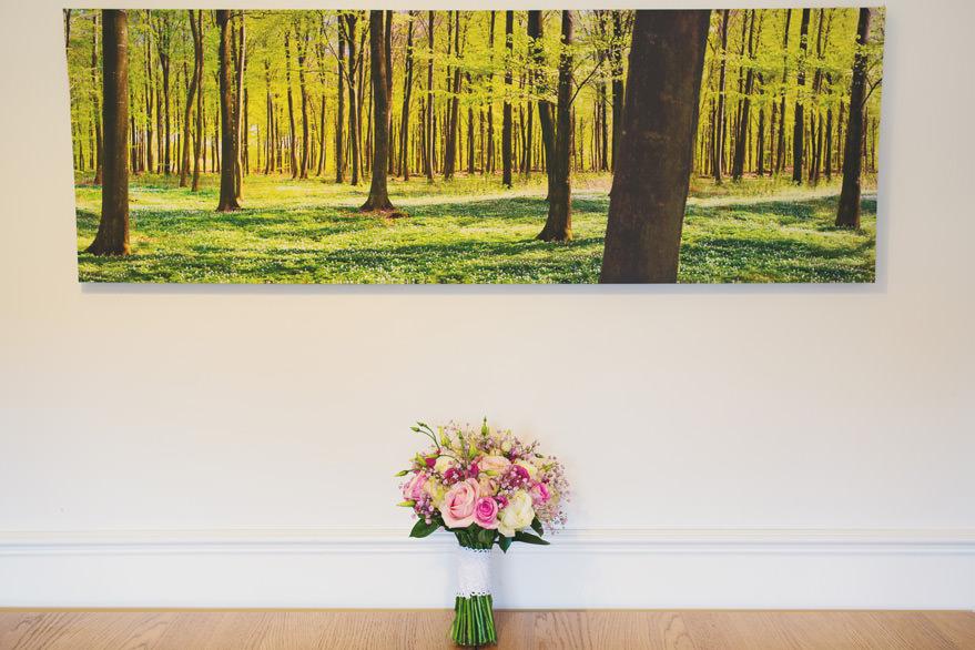 glasgow wedding flowers
