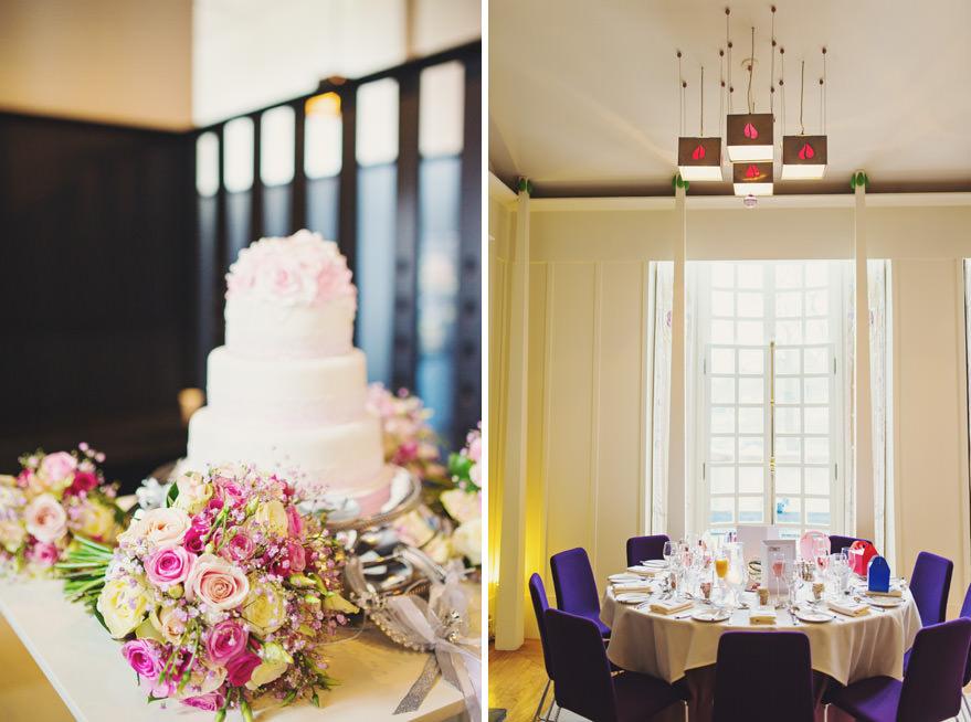 glasgow wedding cake