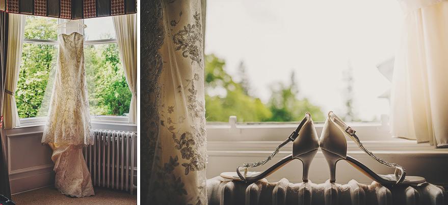 bride praparations aberdeen