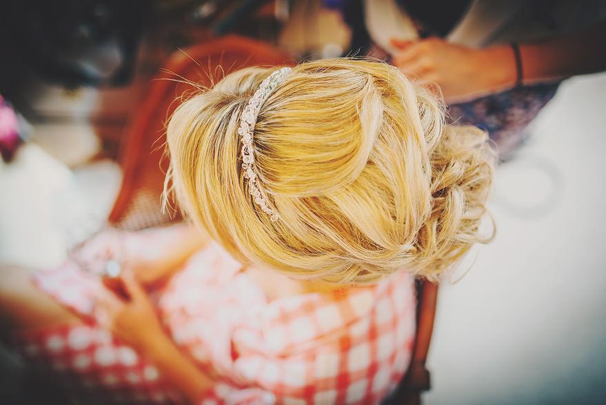 bridal preparations banchory