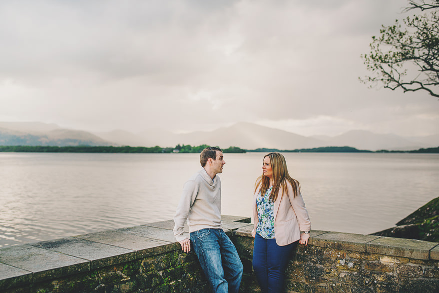 loch lomond couple session