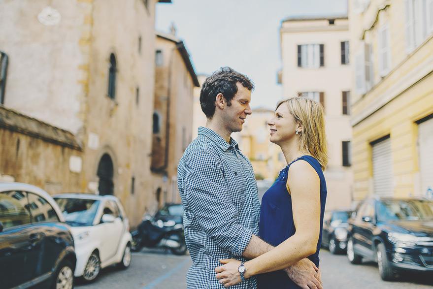 rome wedding photos