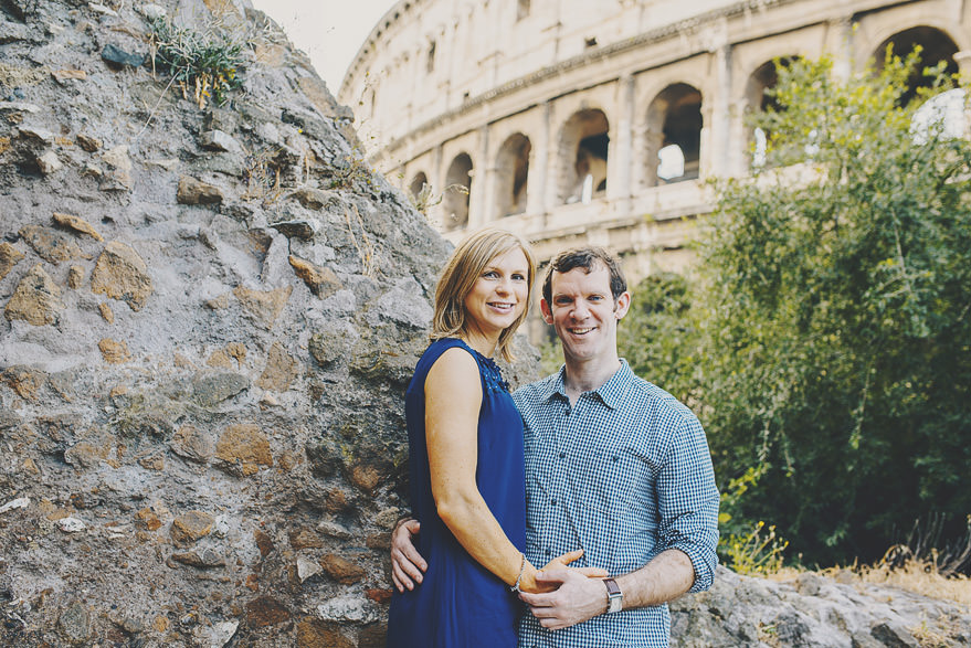 rome couples session