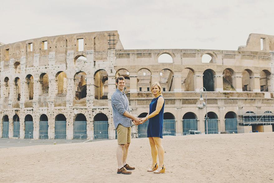 elopment in rome