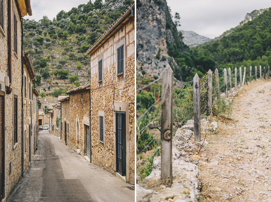 old towns in majorca