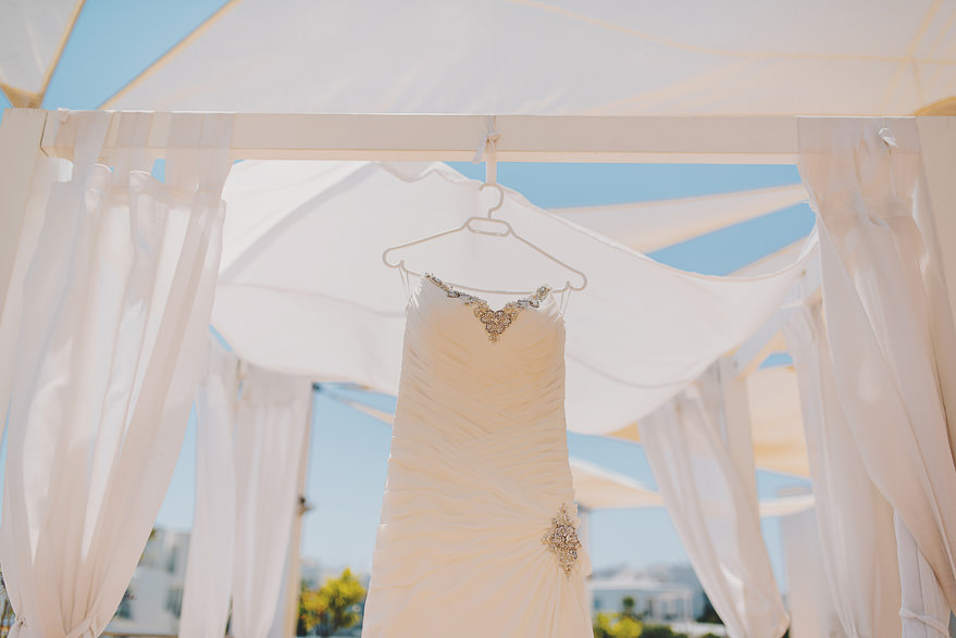 mallorca wedding dress