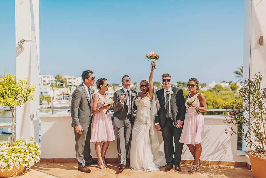 mallorca wedding photos