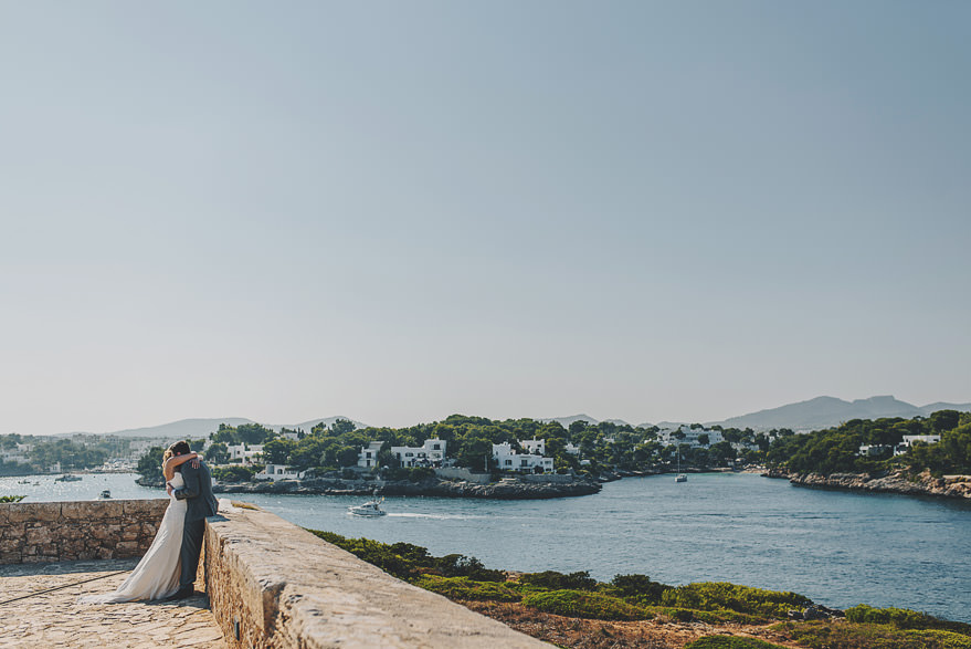 wedding photographers in majorca