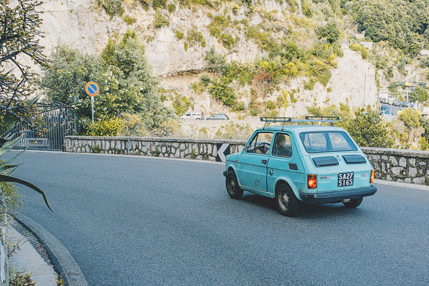 wedding cars amalfi