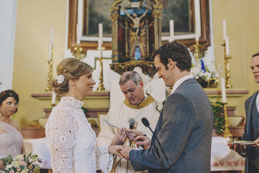 christian wedding in italy