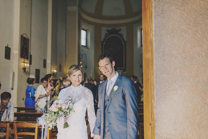 church wedding outside rome