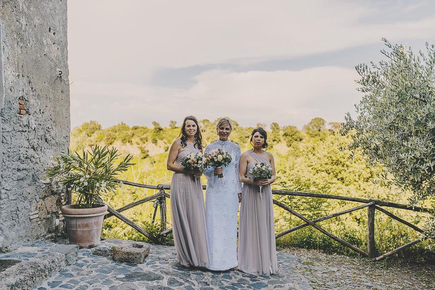 bridal portraits italy