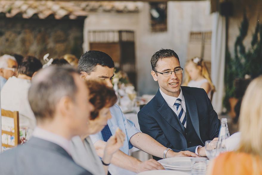 wedding dinner borgo di tragliata