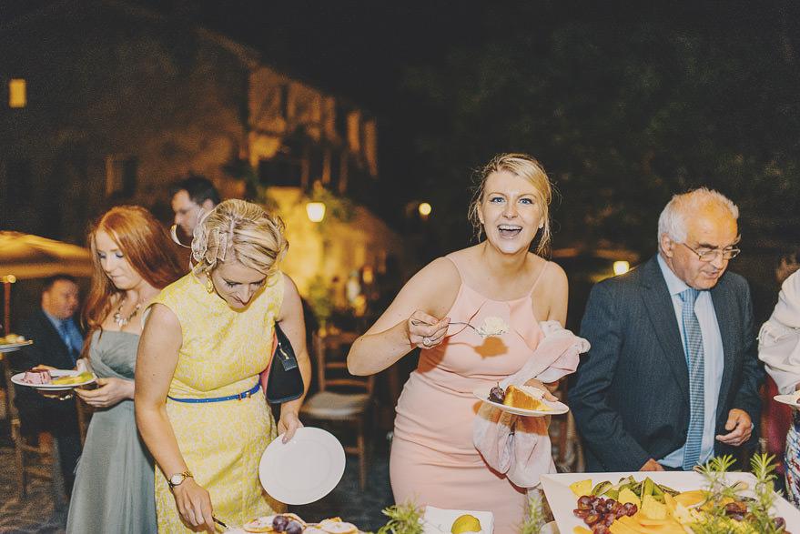 wedding cake rome