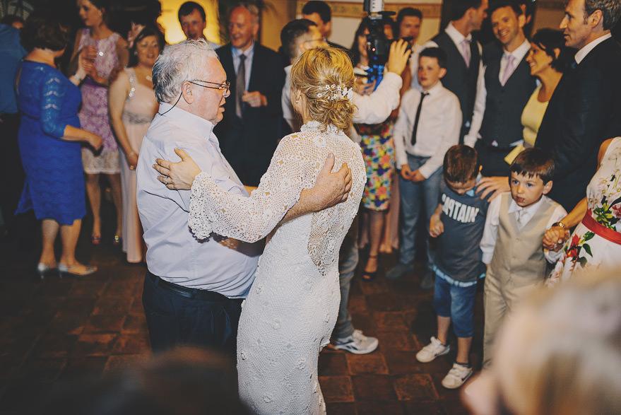 father's dance borgo di tragliata