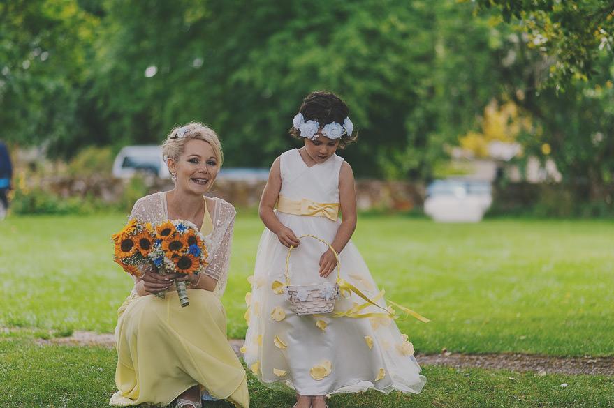 natural wedding photographer scotland