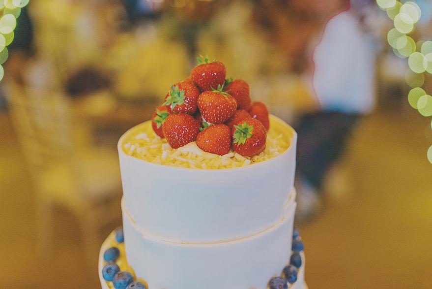 strawberry cake scotland