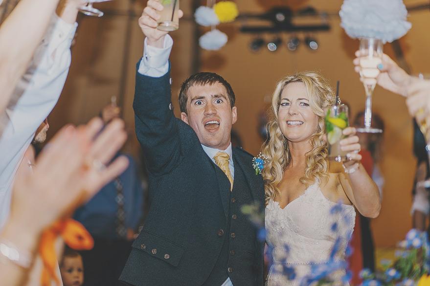 tipi wedding in scotland