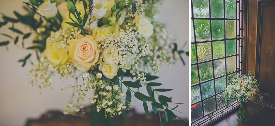 wedding flowers oban