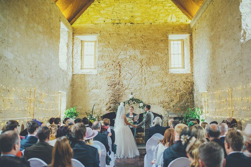 lochnell castle wedding