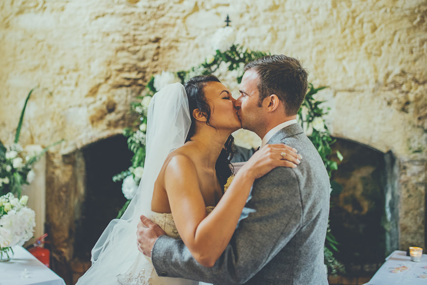 first kiss at lochnell castle