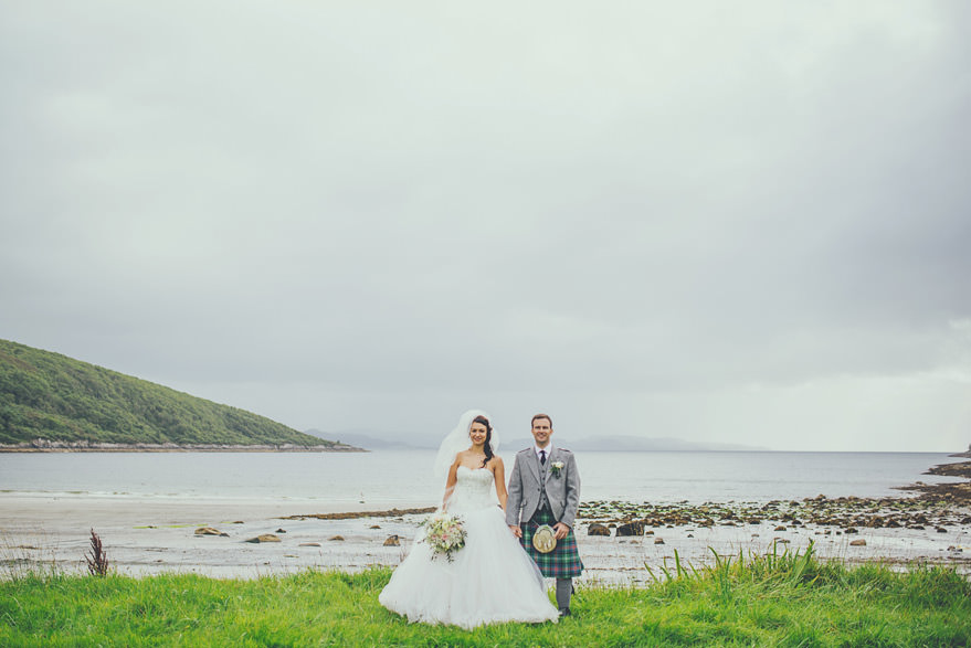 wedding photographers in oban