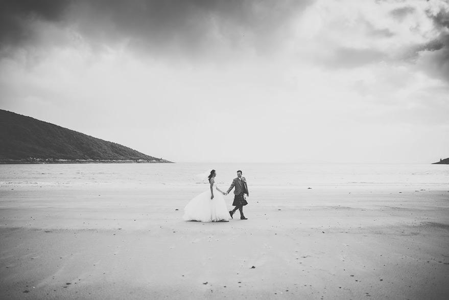 best wedding photographer in oban