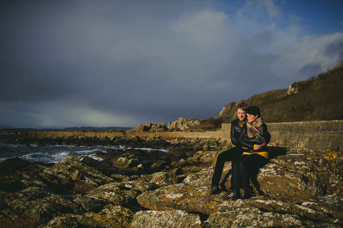 best location for engagment in scotland